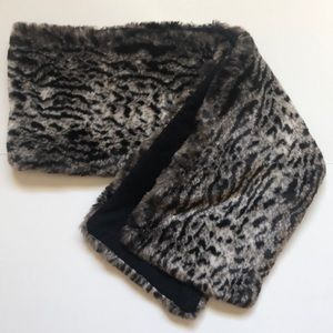 Ben Berger Luxury Collection Faux Fur Scarf